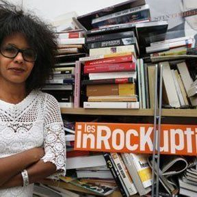 La coupe 'in' et rock d'Audrey Pulvar