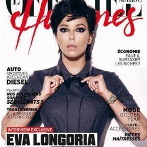 La coupe courte d'Eva Longoria