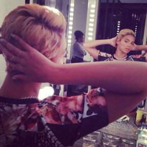 La coupe courte de Beyoncé