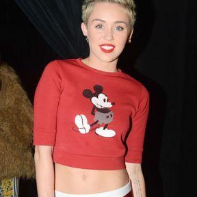 La houppette de Miley Cyrus