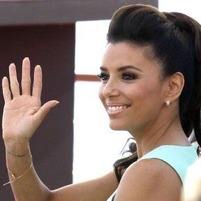 La queue de cheval coque d'Eva Longoria