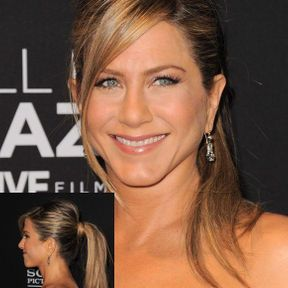 La queue de cheval ratée de Jennifer Aniston