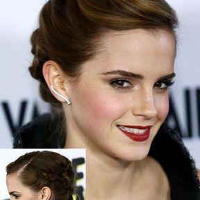 La tresse africaine d'Emma Watson