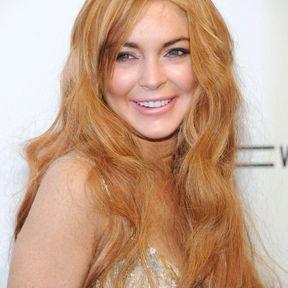 Le blond  vénitien méché de Lindsay Lohan
