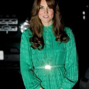 Le brushing Dallas de Kate Middleton