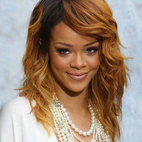 Le brushing wild de Rihanna