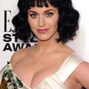 Le carré fifties de Katy Perry