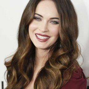 Le châtain glamour de Megan Fox