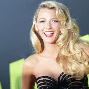 Les boucles glamour de Blake Lively