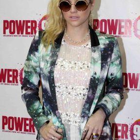 Les tresses Africaines de Kesha