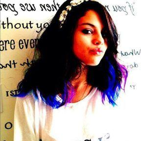 La coloration tricolore de Selena Gomez