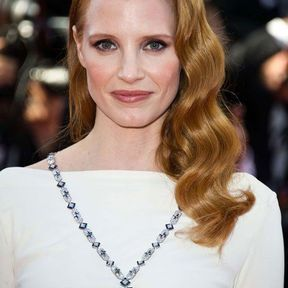 Les ondulations glamour de Jessica Chastain (2013)
