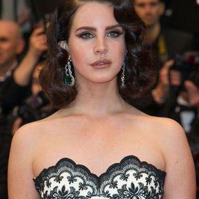 Le carré glamour de Lana Del Rey (2013)