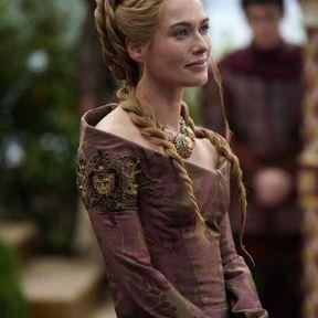 Le chignon à torsades de Cersei Lannister