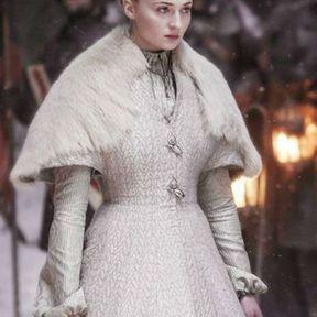 La couronne de Sansa Stark