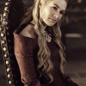 La demie queue de cheval de Cersei Lannister