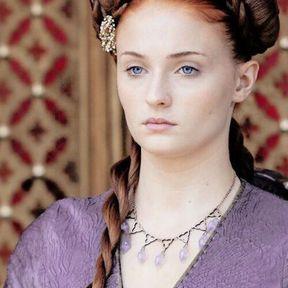 La couronne tressée de Sansa Stark