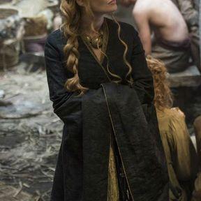 La maxi tresse de Cersei Lannister