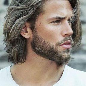 Coiffure cheveux longs