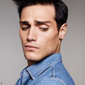 Coupe de cheveux homme fashion Jean Louis David printemps été 2014