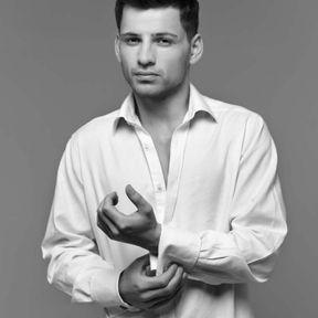 Coupe de cheveux homme fashion Véronique Dumazet pour L'Oréal professionnel