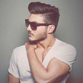 Modèle coiffure homme 2017