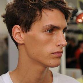 Modèle coupe de cheveux homme