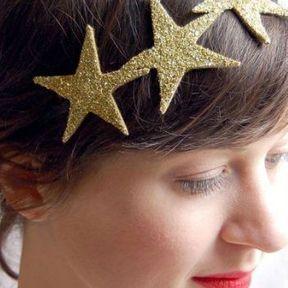 Un headband étoiles