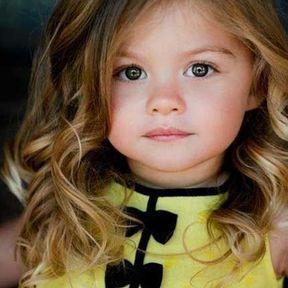 Coiffure Petite Fille Coupes De Cheveux Pour Petite Fille 2016