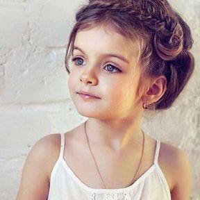 Coupe de cheveux enfant fille 2015