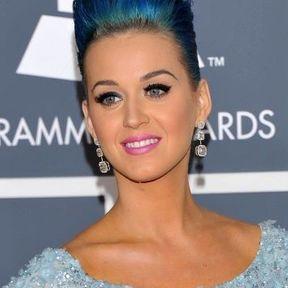 La coque bleue de Katy Perry