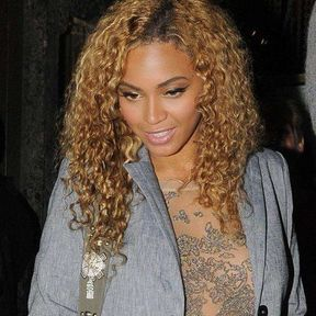 Beyoncé : les boucles