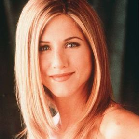 Le dégradé de Jennifer Aniston