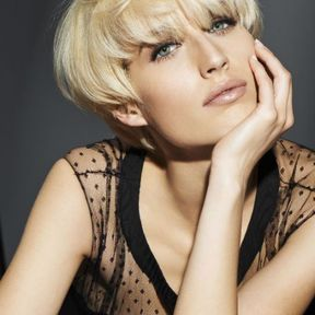 Cheveux blond clair 2015 @ Franck Provost