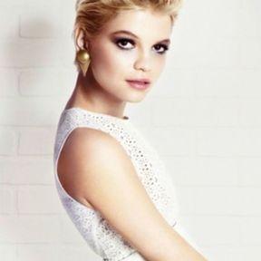 Cheveux blond doré L'Oréal Professionnel 2014