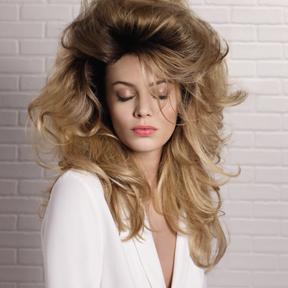 Cheveux blonds cendrés Sophie Baucais L'Oréal Professionnel 2014