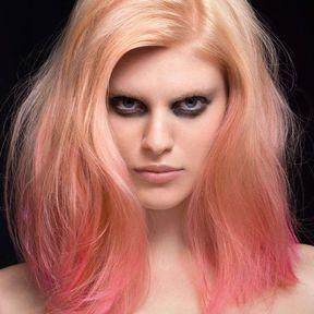 Coloration blond doré Claude Tarantino L'Oréal Professionnel 2014