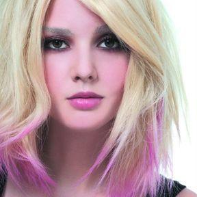 Coloration blond printemps-été 2015 @ Biguine