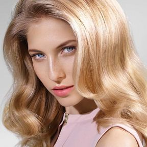 Coloration blonde printemps-été 2015 @ Intermede