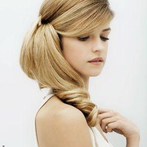 Coloration cheveux blond cendré Franck Provost 2014
