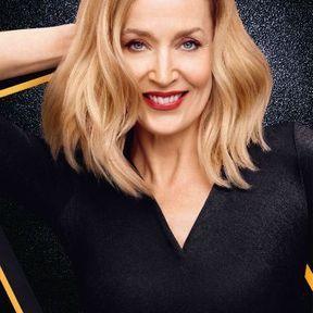Quelle couleur de cheveux pour une blonde 2015 @ Jerry Hall pour L'Oréal Professionnel