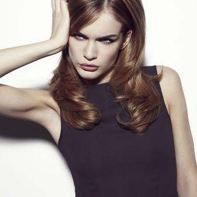 Coloration cheveux brun clair Mario Lopes 2014