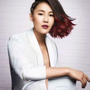 Quelle couleur de cheveux pour les brunes L'Oréal Professionnel 2014
