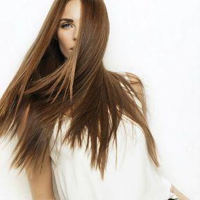 Quelle couleur de cheveux pour une brune Franck Provost 2014