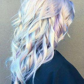 Le pearl hair ou opal hair