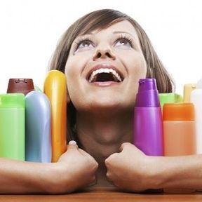 Les shampoings et maquillage avec PEG