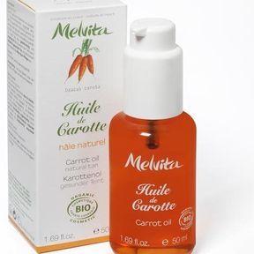 Melvita : Poil de carotte