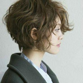 Idée coiffure carré plongeant
