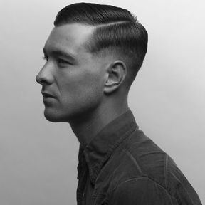 Coupe courte homme hipster