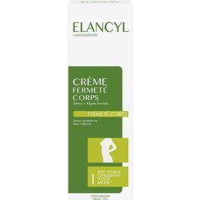 Crème fermeté corps d'Elancyl